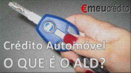 Crédito Automóvel ALD