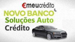 Crédito Automóvel Novo Banco