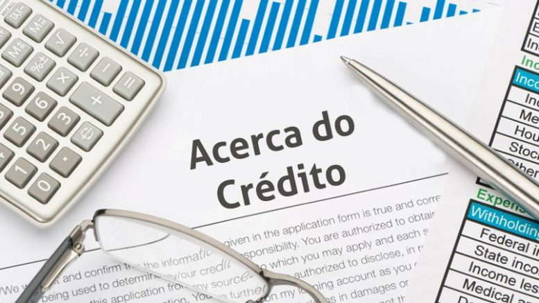 Acerca do Crédito